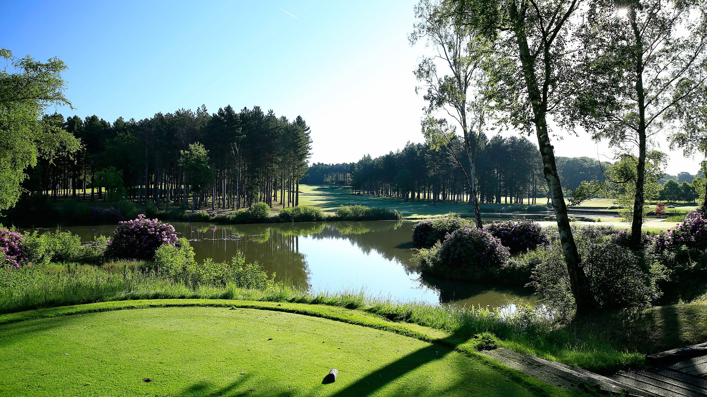 11th Hole Bearwood Lakes