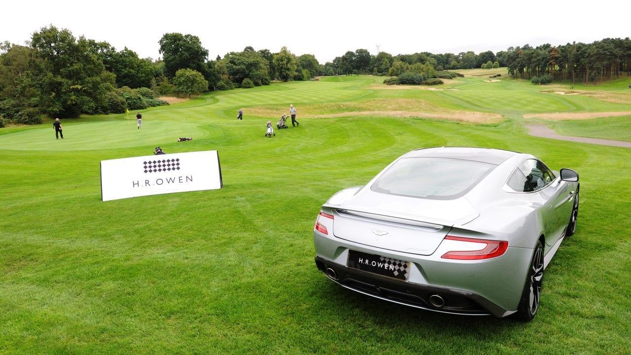 Golf Day Car
