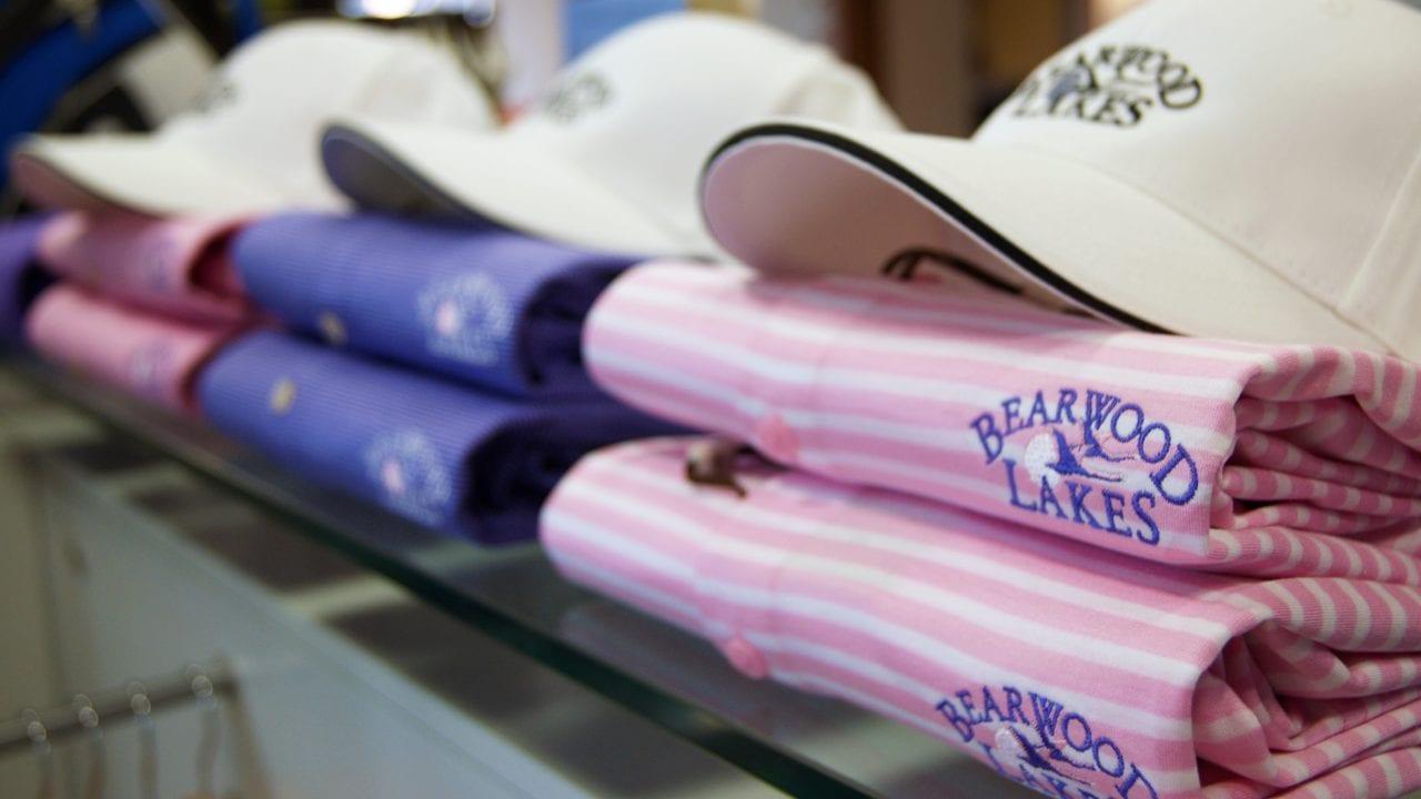 Pro Shop clothing