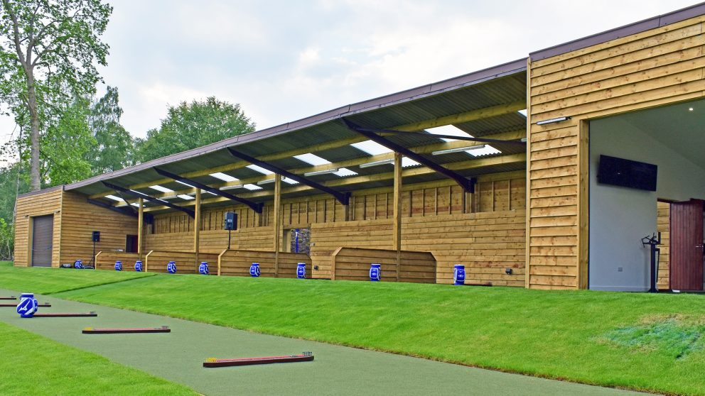 Driving Range New