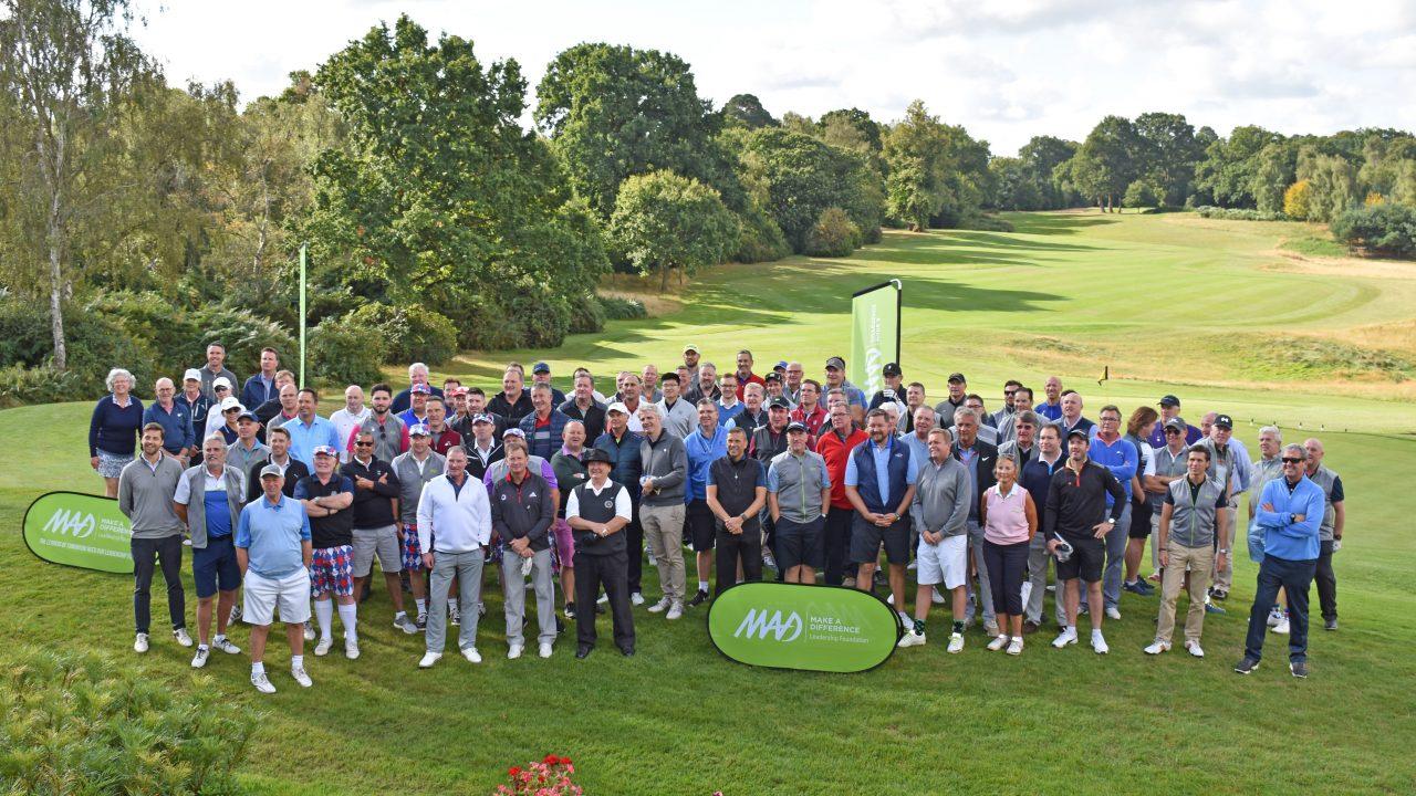 Mad Golf Day
