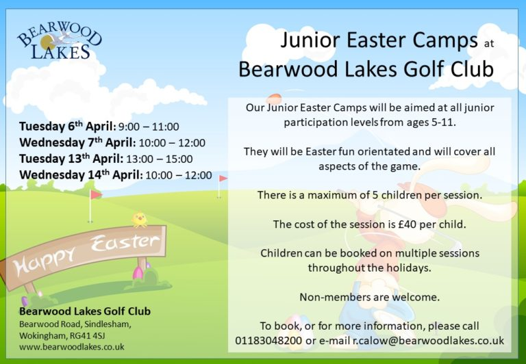 Easter Kids Camps
